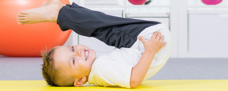 Physiotherapie für Kinder Utting, Ammersee